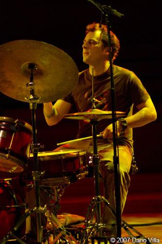 Jochen Rueckert, drums